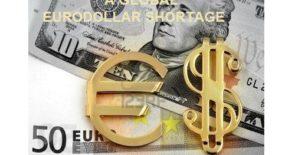 A GLOBAL EURODOLLAR SHORTAGE