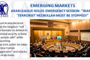 11-21-17-MACRO-EMERGING MARKETS-Arab League Holds Emergeny Session-1