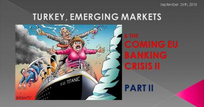 IN-DEPTH: TRANSCRIPTION –TURKEY, EM & THE EU BANKING CRISIS II – PART II
