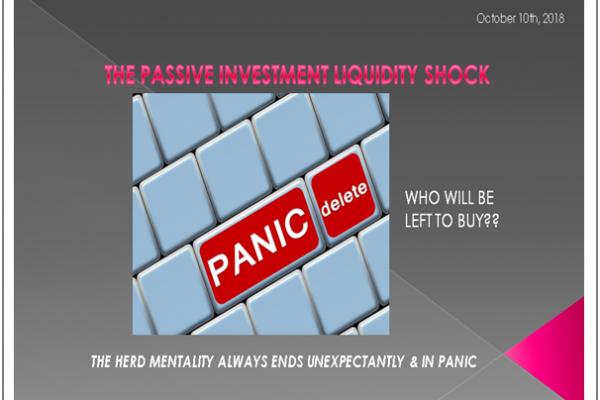10-10-18-LONGWave-October 2018-In-Depth Transcription - Passive Investment Liquidity Shock-1