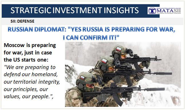 10-27-18-MACRO-GLOBAL RISK-SIGNALS-TENSIONS-Russian Diplomat Confirms Russia Is Preparing for War-1`