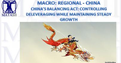 11-13-18-MACRO-REGIONA-CHINA-China's Balancing Act-Deleveraging While Maintaining Growth-1