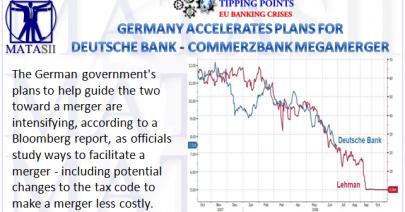 12-12-18-TP-EU BANKING CRISIS II - Deutsche Bank -CommerzBank MegaMerger Talks-1