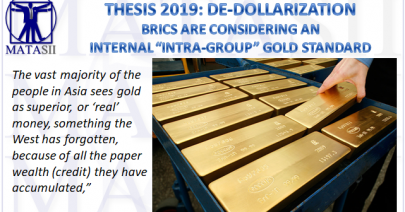 01-02-19-THESIS 2019-DE-DOLLARIZATION-BRICS Considering Internal Intra-Group Gold Standard-1