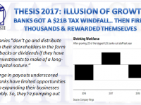 02-07-19-THESIS 2017-ILLUSION OF GROWTH--Banks Got A $21 Billion Tax Windfall... Then Fired Thousands And Rewarded Themselves-1