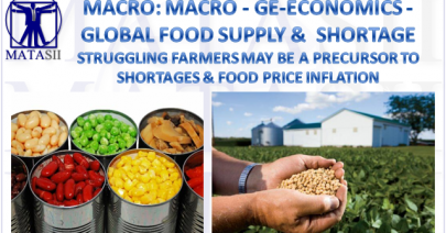 02-09-19-MACRO-MACRO-GEO-ECONOMICS-FOOD--The U.S. Faces A Catastrophic Food Supply Crisis In America As Farmers Struggle-1
