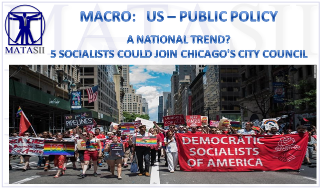03-01-19-MACRO-US-PUBLIC-- A National Trend - 5 Socialists Could Join Chcicago's City Council-1