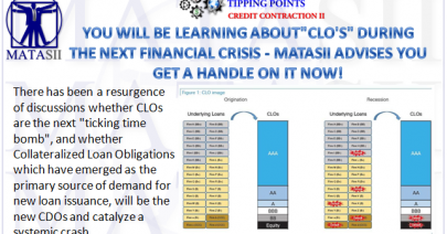 03-05-19-TP-CREDIT CONTRACTION II-CLO'S - A Ticking Time Bomb-1