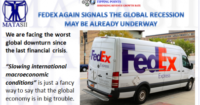 03-21-19-TP-SHRINKING REVENUE-FedEx Again Signals Global Recession May Already be Underway-1