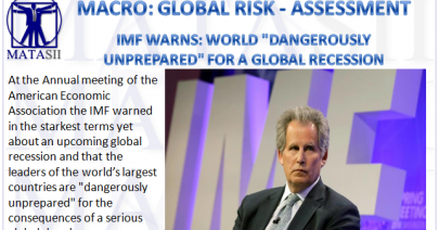 03-22-19-MACRO-GLOBAL RISK-ASSESSEMENT-IMF Warns Wordl Is Dangerously Unprepared fora Global Recession-1