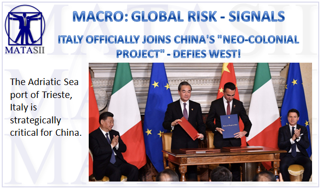 03-24-19-MACRO-GLOBAL RISK-S-E-F--Italy Offically Joins China's Neo-Colonial Project-1