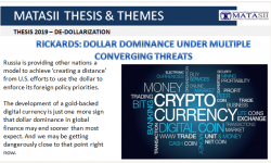 04-19-19-THESIS 2019 - DE-DOLLARIZATION - Dollar Dominance Under Multiple Convergence Threats-1