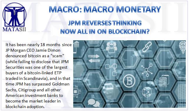 04-26-19-MACRO-MACRO MONETARY-JPM Dramatically Reverses Thinking on Blockchain-1