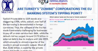 05-19-19-TP-EU BANKING CRISIS II - Are Turkey's Zombie Corps the EU Banking System Tipping Point-1