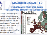 05-23-19-MACRO-REGIONAL-EU-Europena Election Will Avoid the Enslaving Issue of the Eurozone's Debt-1