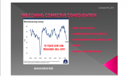 10-09-19-LONGWave - OCTOBER - The Coming Corrective Consolidation-F1 Cover