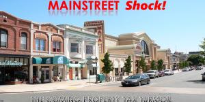 MAIN STREET SHOCK!