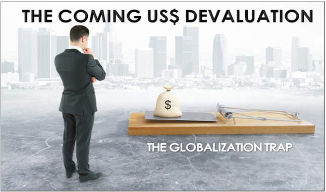 07-22-20-UnderTheLens - August - The Coming US Dollar Devaluation - Video Cover