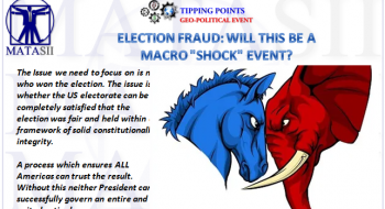 """ELECTION FRAUD: WILL THIS BE A MACRO """"SHOCK"""" EVENT?"""