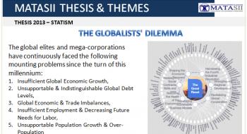 THE GLOBALISTS' DILEMMA