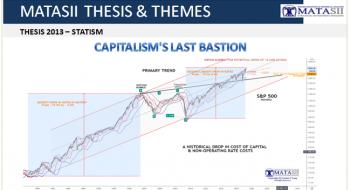 CAPITALISM'S LAST BASTION