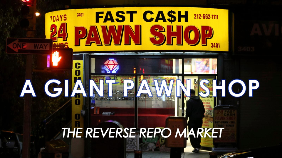 LONGWave - 06-09-21 - JUNE - A Giant Pawn Shop - Cover