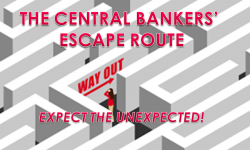 LONGWave - 10-13-21 - OCTOBER - The Central Bankers' Escape Route-Cover
